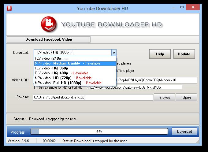 Youtube-Downloader-HD